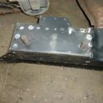Фото 18 - ремонтная вставка моторного щита с усилителем2