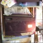 Ремонт и окраска дверей Ваз - 2107, часть 4