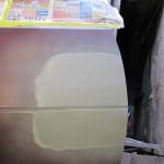 2 Фото 1. Один слой эпоксидного грунта