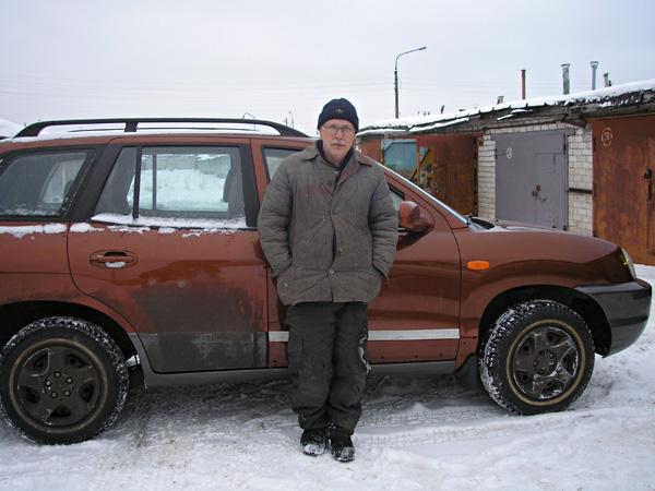 Homa, администратор vgaraje.su и гаражник с большим стажем