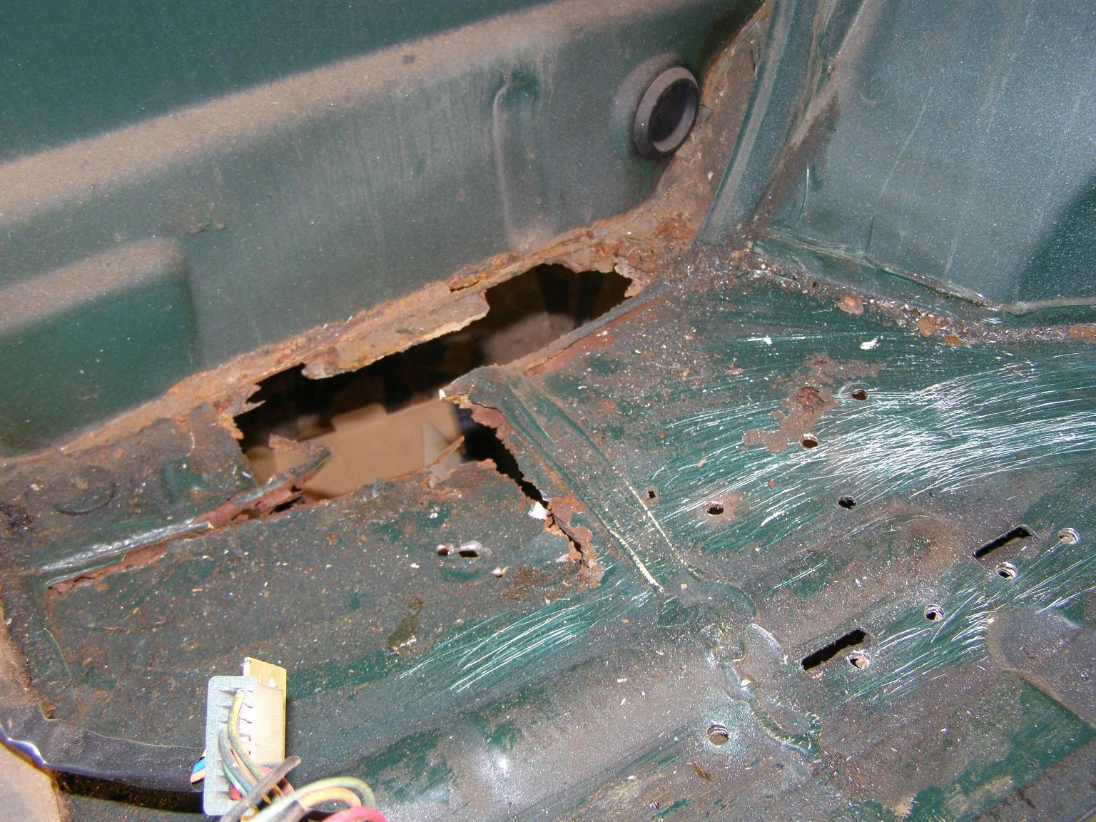 Фото №6 - кузовной ремонт своими руками ВАЗ 2110