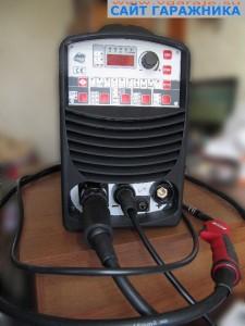 IMG 1. Инверторный полуавтомат BlueWeld Starmig 200
