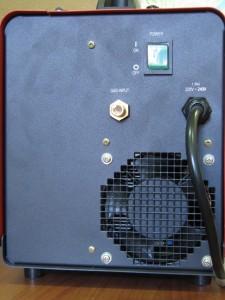 Задняя панель Фубага