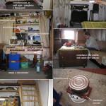 Подробности быта в гараже эпикурейца