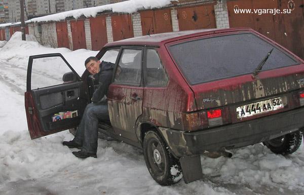Михаил Орлов и его девятка