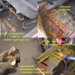 Ремонт усилителя пола Ваз - 2109, ч.1