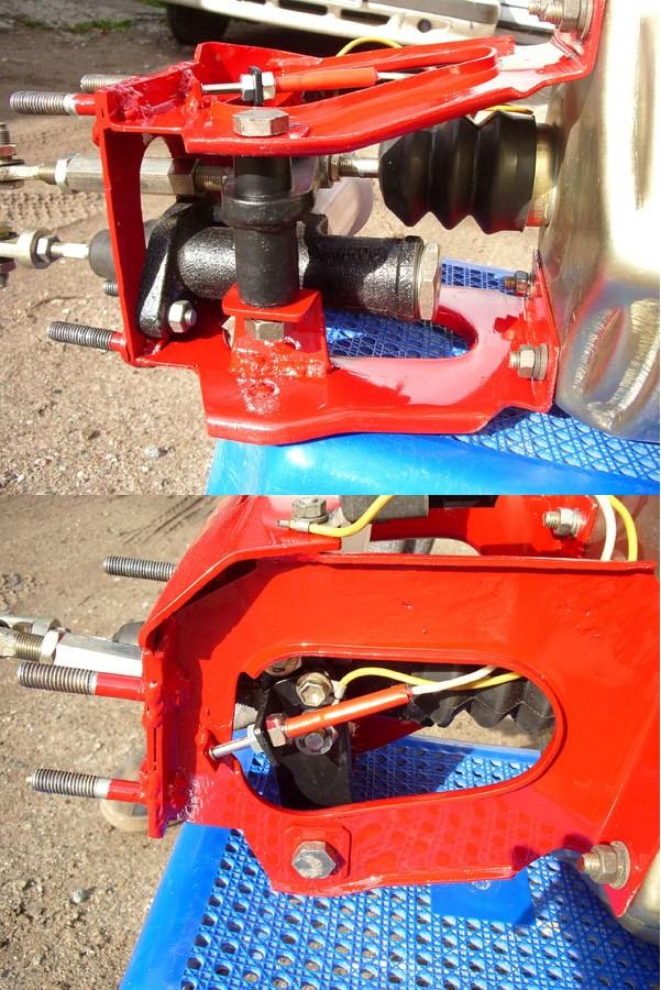 Тормоза Газ-21